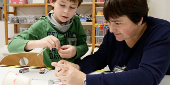 Mini-Maker Medienkompetenz im Kindergarten
